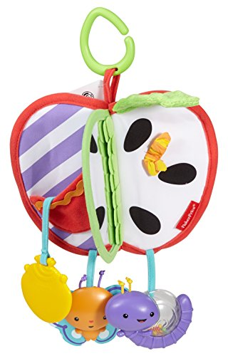 Fisher-Price Sensory Activity Apple (Fisher Price Rattle Teether compare prices)