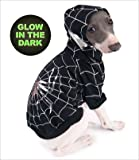 """Spider-Dog (Black) Costume for Dogs - Size 0 (7.25"""" l x 9.25"""" - 10.75"""" g)"""