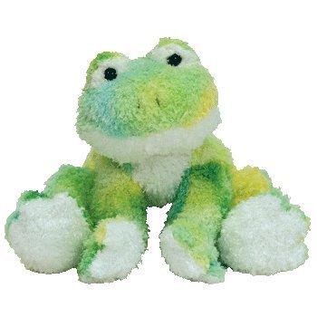 TY Beanie Babies Webley  - Frog - 1