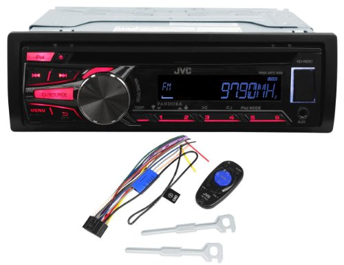 Jvc Kd-R650 Am/Fm Cd/Usb Player Iphone/Android Player Car Stereo Receiver