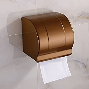 Stainless steel toilet paper holder roll for Bathroom decor on amazon