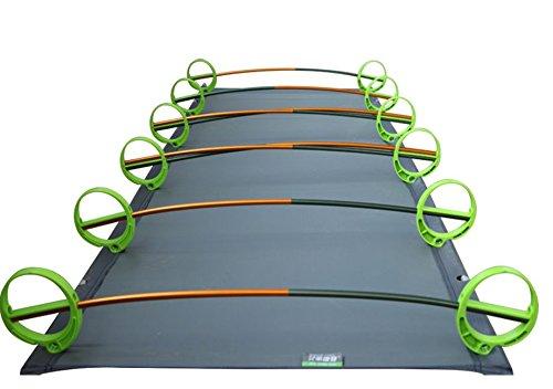 Soomloom 超軽量本体 1.4kg 折りたたみ式ベッド コンパクトキャンプベッドアウトドア折り畳み ベッドコット