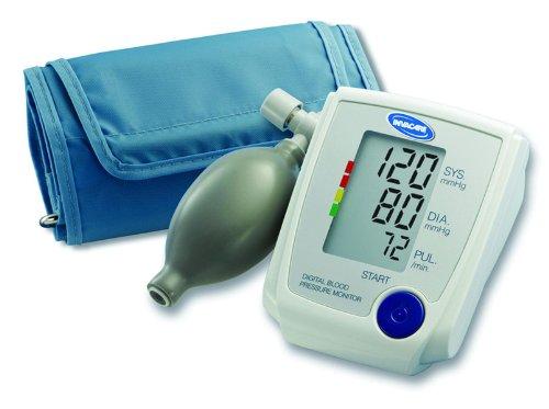 Cheap Invacare Advanced Manual Inflate Blood Pressure Monitor (ISG4004122)