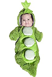 Pea in a Pod Bunting Infant Costume