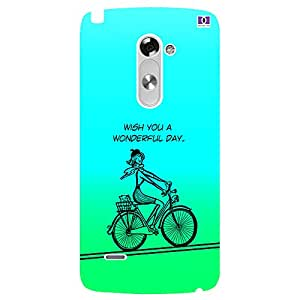 Wonderful Day - Mobile Back Case Cover For LG G3 Stylus