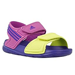 Adidas - Akwah 9 - Color: Violet-Yellow - Size: 6.0