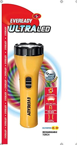 Eveready-DL-92-Torch-Emergency-Light