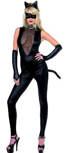Seductive Cat Costume, Fancy Dress