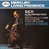 Bach : Six Suites / Sonatas in G major & D major