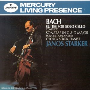 Bach : Six Suites / Sonatas in G major & D major