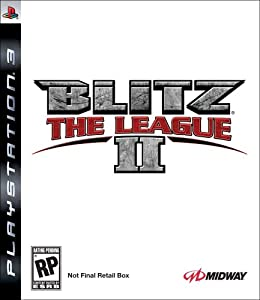 Blitz: The League II - PlayStation 3