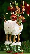 Patience Brewster Krinkles Dashaway Blitzen Reindeer Christmas