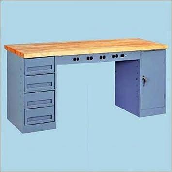 Workbench wood finish