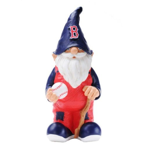 MLB Boston Red Sox Garden Gnome (Red Sox Mlb compare prices)