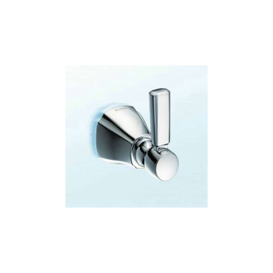 Toto YH970#PB Guinevere Robe Hook Polished Brass