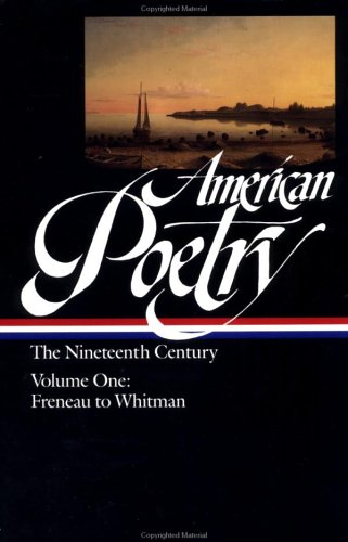 American Poetry: The 19th Century: Volume 1: Freneau to Whitman (Library of America), BENEDICTA WARD, TRANS.