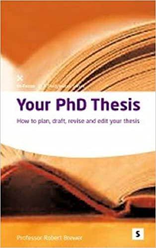 What PhD thesis examiners expect - Monash University