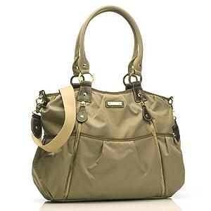 Storksak Olivia Diaper Bag, Moss by Storksak by Storksak