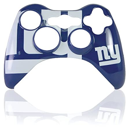 Xbox 360 Official NFL NY Giants Controller Faceplate