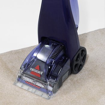 1 Bissell Upright Vacuum