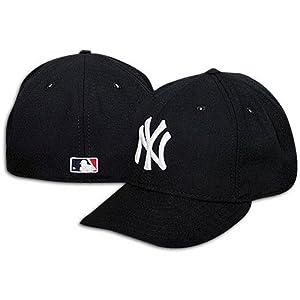 new york yankees cap new era 5950 game cap. Black Bedroom Furniture Sets. Home Design Ideas