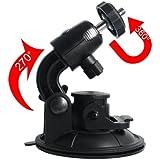 Super Deal Genie Support à ventouse pour trépied d'appareil photo