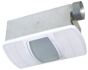 Air king ak965 deluxe combination heater with exhaust fan - Bathroom ceiling fan light combo ...
