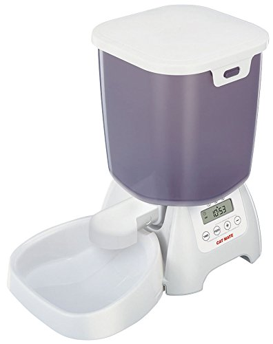 Cat Mate C3000 Automatic Dry Food Pet Feeder (Tamperproof Dispenser compare prices)