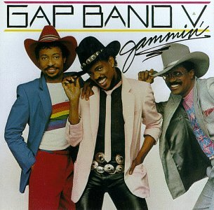 The Gap Band - The Gap Band V (Jammin