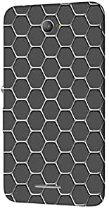 Timpax protective Armor Hard Bumper Back Case Cover. Multicolor printed on 3 Dimensional case with latest & finest graphic design art. Compatible with Sony Xperia E4 Design No : TDZ-21998
