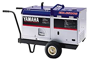 yamaha edl6500s 6 500 watt electric start