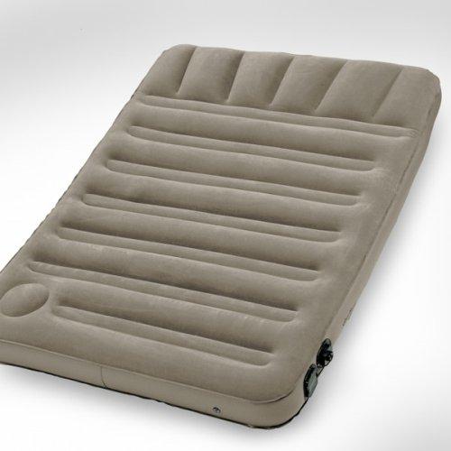 cheap air mattress with built in pump tent camping