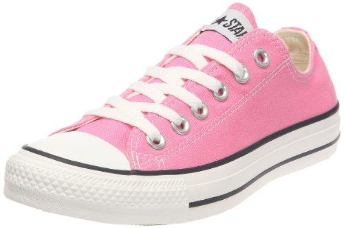 Converse Mens Chuck Taylor All Star Ox Pink 4.5 Classic Snea