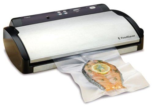 FoodSaver V2840 Advanced Design Vacuum Food Sealer by FoodSaver