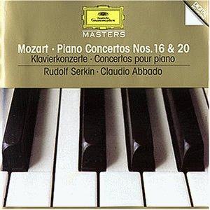 Europe - Klavierkonzerte 16 und 20 - Zortam Music