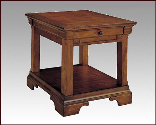 Image of Aspen End Table w/Drawer AS85-914 (B00391D2FM)