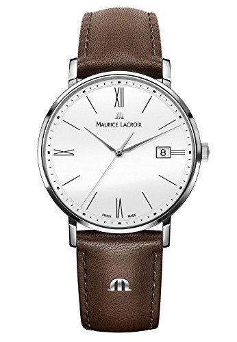 Maurice Lacroix Eliros EL1087-SS001-110 Reloj de Pulsera para hombres Plano & ligero