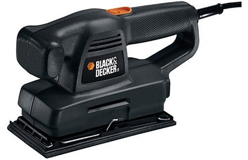 Link to Black & Decker 7558 1/3-Sheet Finishing Sander