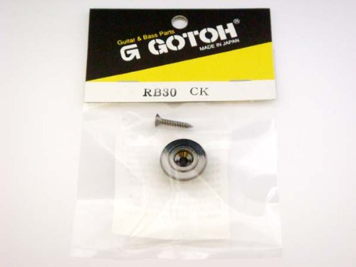 Mij G.Gotoh Round String Guide For Bass 7.0Mm Black