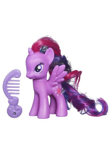 My Little Pony Rainbow Power Princess Twilight Sparkle Doll - 1