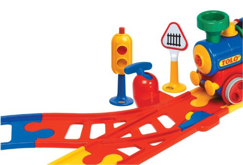 Tolo Toys First Friends Train Points Set - 1