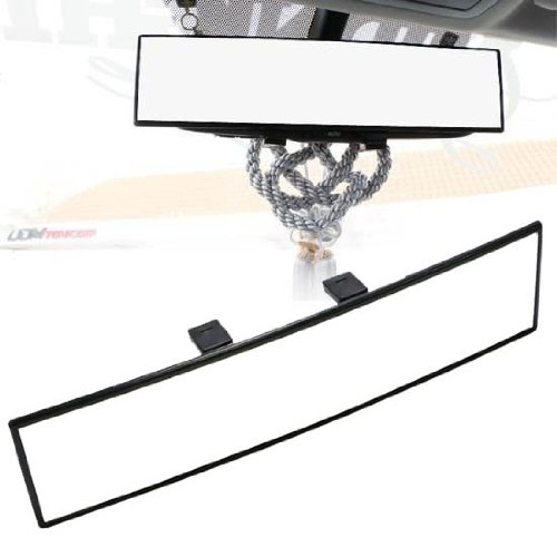 Large Rear View Mirror Clip on Rear View Mirror