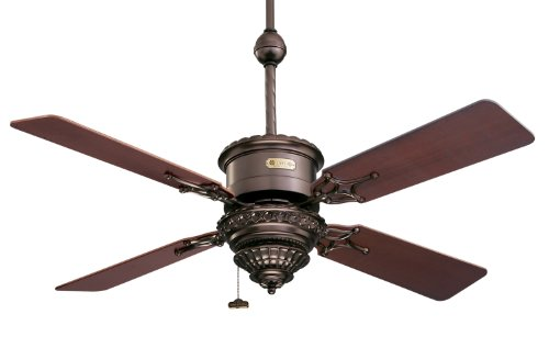 Emerson Cf1Orb Cornerstone Indoor Ceiling Fan, 54-Inch Blade Span, Oil Rubbed Bronze Finish