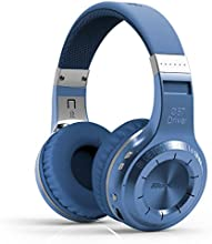 Bluedio HT (Shooting Brake) wireless bluetooth 4.1 stereo headphones (Blue)