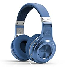 buy Bluedio Ht Turbine Wireless Bluetooth 4.1 Stereo Headphones With Mic (Blue)