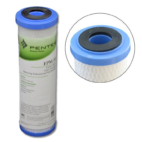 Pentek EPM-10 Carbon Block Water Filters