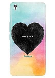 Forever OnePlus X Case - Designer Letshippo
