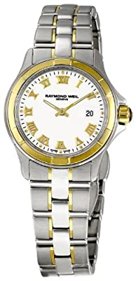 Raymond Weil Women's 9460-SG-00308 Parsifal White Dial Watch from Raymond Weil