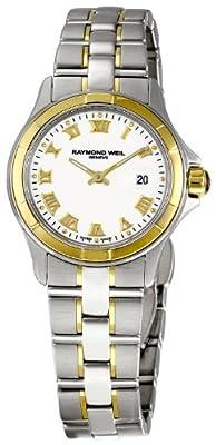 Raymond Weil Women's 9460-SG-00308 Parsifal White Dial Watch
