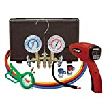 Mastercool (MAS55100RKIT) A/C Dealer Kit